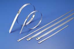 不锈钢金属扎线带